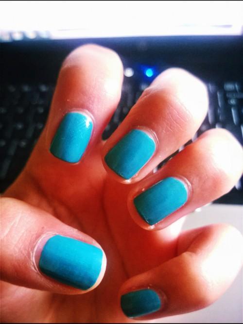 Nails…