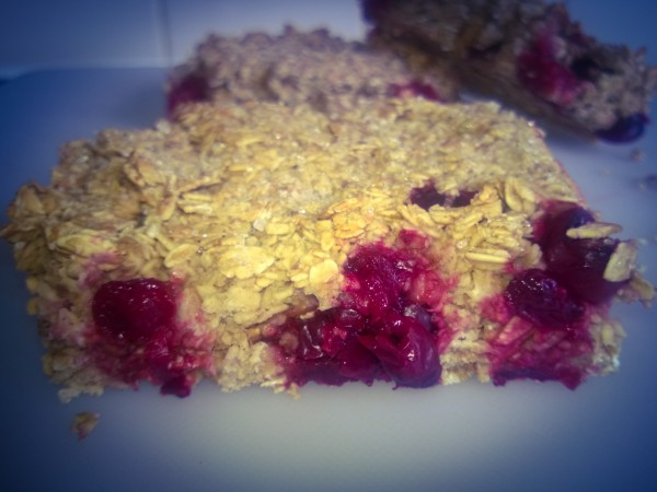 Morello Cherry Granola Bar Recipe…