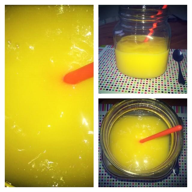 Vegan Mango and Lime Smoothie / RunnySorbet!